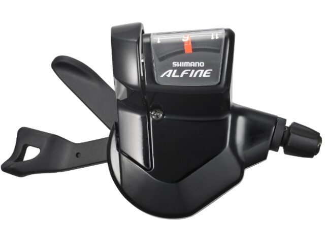 Shimano Alfine SL-S700 Rapidfire Plus Gear Lever 11-speed Right black